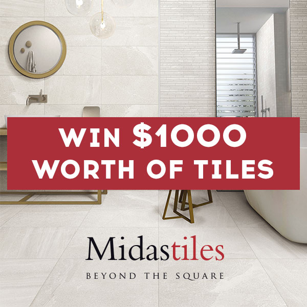 WIN $1000 worth of tiles